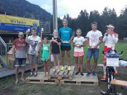 Laufevents Familie Staudacher